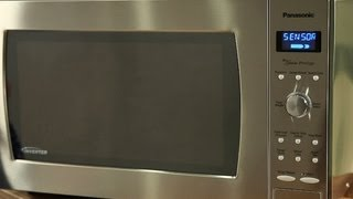 Panasonic Microwave with Inverter Technology NN-SD997S