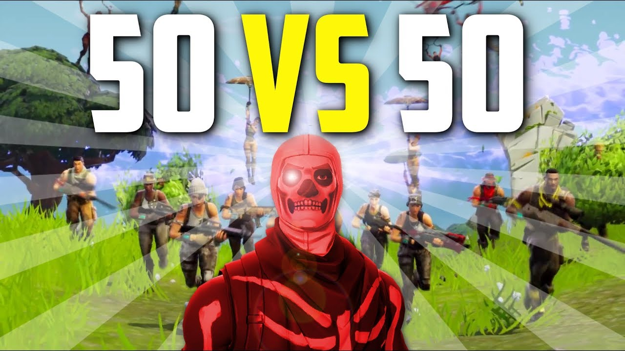 Vs One Man Army Carry Fortnite Battle Royale
