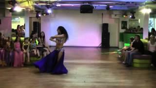 Восточный танец  Арабские танцы  Танцы живота  Belly dance ХУДЕЕМ