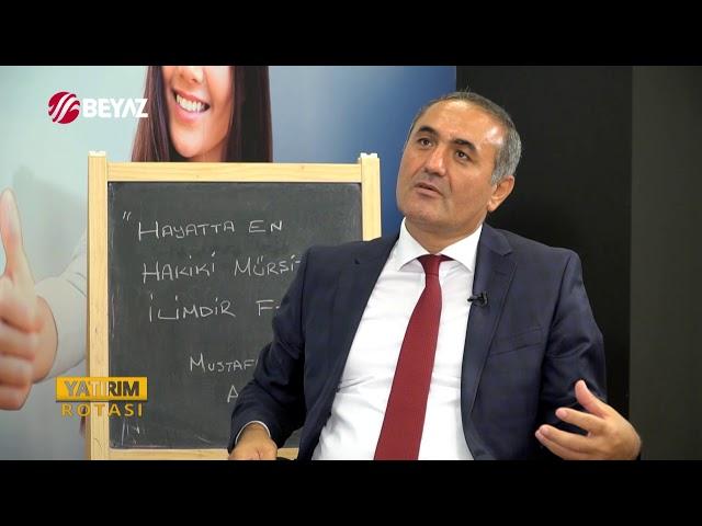 Vehbi Orakçı, BEYAZ TV - Yatırım Rotası Programı'nda - 5