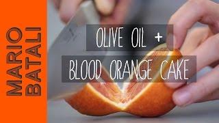 Olive Oil + Orange Cake // The New Via Alta Studio Kitchen