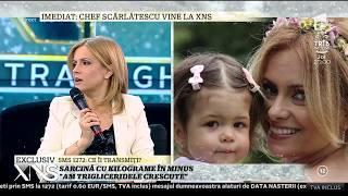 Simona Gherghe este topită după fetița ei