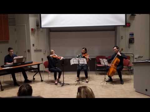Say Something -  Cello, 2 Violins, Piano Quartet (A Great Big World & Christina Aguilera Cover)