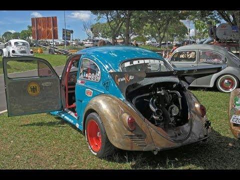 Encontro de carros antigos | Wolfsburg Auto Clube Franca - Marcos 230