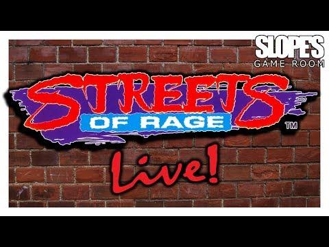 Streets of Rage: LIVE! - SGR - 동영상