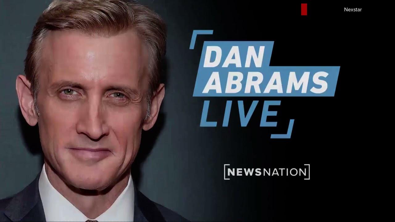 NewsNation 'Dan Abrams Live' teaser promo