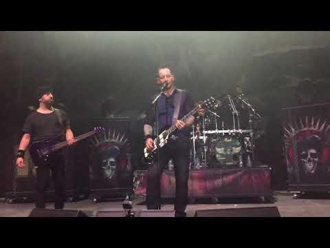 "Volbeat ""New Song 2018"" 26/05/2018 The Telegraph Building, Belfast, IRELAND"