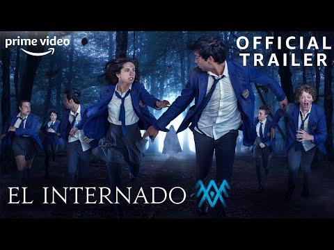 El Internado | Official Trailer | Prime Video