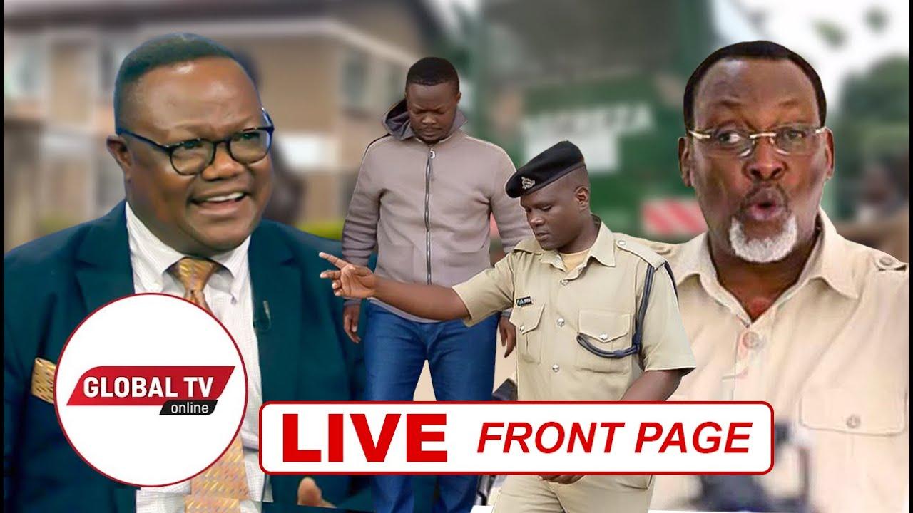 Download 🔴#LIVE: TUNDU LISSU Atua KENYA, CHADEMA Waungana NAYE, WASHIRIKA wa SABAYA MBARONI   FRONT PAGE....