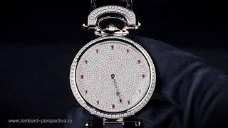Бриллиантовые часы BOVET