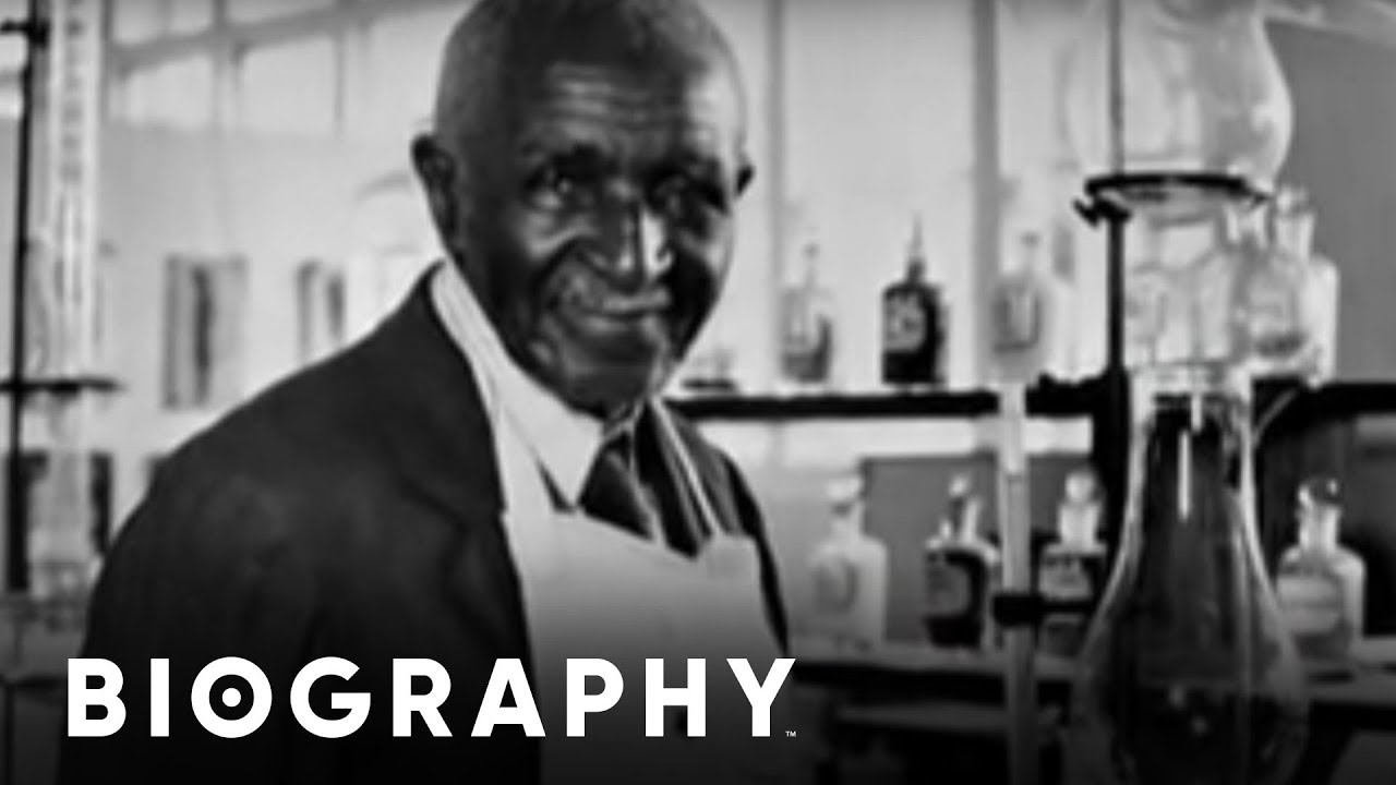 "George Washington Carver ""The Plant Doctor"" Revolutionized Farming Industry 