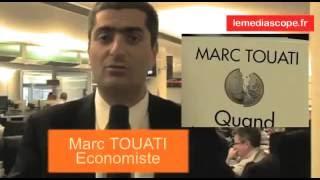 L'économiste Marc TOUATI - interview Marc SCHLOHA