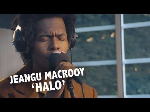 Jeangu Macrooy - 'Halo' (Beyoncé cover) - Acoustic Dance Session live @ Ekdom In De Ochtend