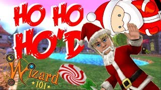 Wizard101 How to Get Ho Ho HO'd