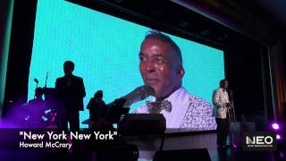 """New York New York"" - Howard McCrary - Live Music Jazz Band Hong Kong Neo Music Production"