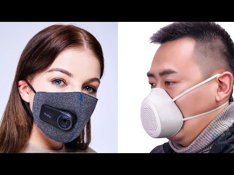 10 Best Electric Face Mask Respirator For Virus Protection 2020