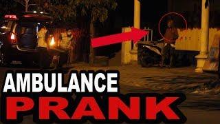 PRANK AMBULANCE INDONESIA!!!..Gilla Ngerjain Orang Nongkrong Dengan AMBULANCE... thumbnail