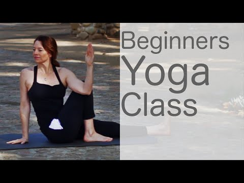 Yoga for beginners free yoga class With Fightmaster Yoga