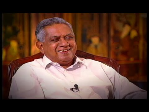 Remembering S.R. Nathan: A Call To Duty Documentary