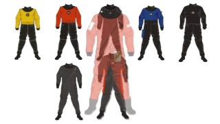 Polar Bears -  Dry Suit manufacture and repairs