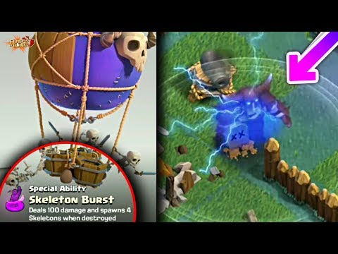 NEW DROP SHIP SPECIAL ABILITY and SUPER PEKKA INFO LEAKED!! Clash of Clans NEXT UPDATE [ReTrex]
