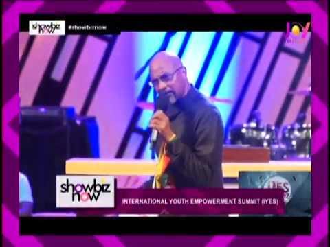 Showbiz Now on Joy Prime B (13-8-18)
