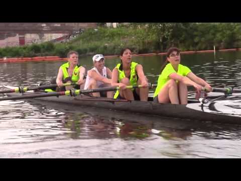 Community Rowing Inc., Women's Masters Competitive Team (The Boston Globe)