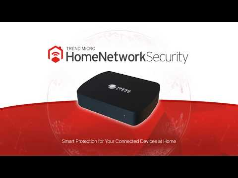 How Trend Micro Home Network Security Works (2:10)