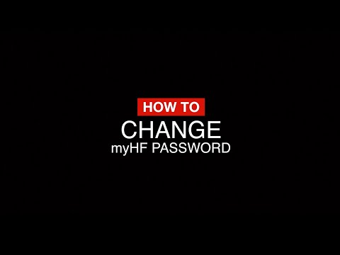 how-to-change-myhf-password