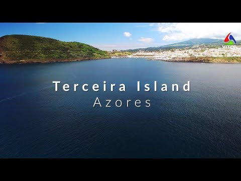 Terceira island, Azores - a view over the Atlantic