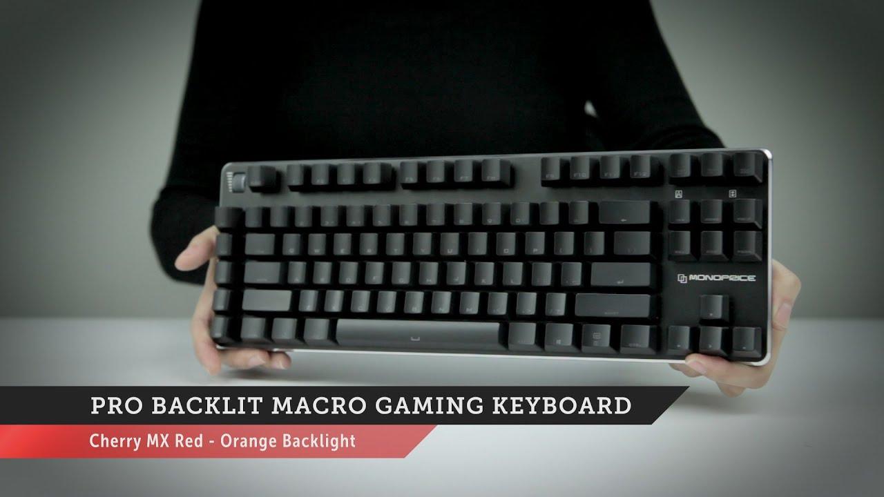 Assign macro to keyboard