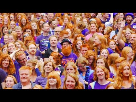 BRITISH GINGER CONVENTION!!
