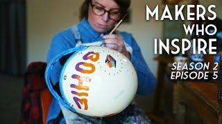 Bohie Palecek - Signwriter & Typographer | MAKERS WHO INSPIRE