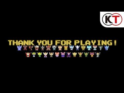 THANK YOU FOR PLAYING!  『ゼルダ無双 ハイラルオールスターズ』