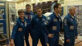 Launch Preparations Continue for Expedition 50-51 Crew in Kazakhstan