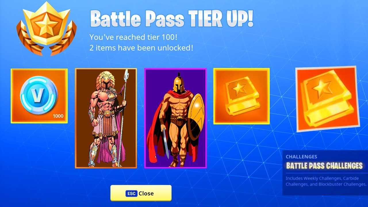 Pase de batalla temporada 5 en fortnite skins del pase for Fortnite temporada 5 sala