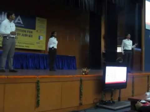 NCYM 2014 competition Barco Electronics