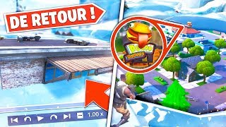 RETOUR DE GREASY GROVE, SKIN SECRET & Plus sur FORTNITE ! (News saison 10)