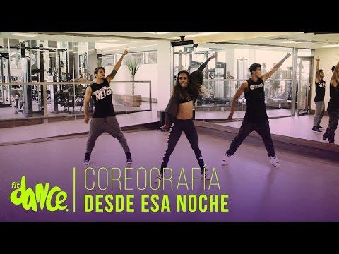 Desde Esa Noche - Thalía ft. Maluma - Coreografía - FitDance Life