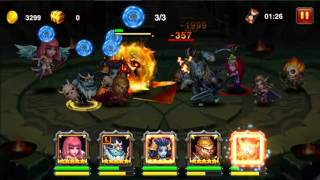 Heroes Charge - TL91 - Elite Campaign - Chapter 15 - Mirage - 3 Stars