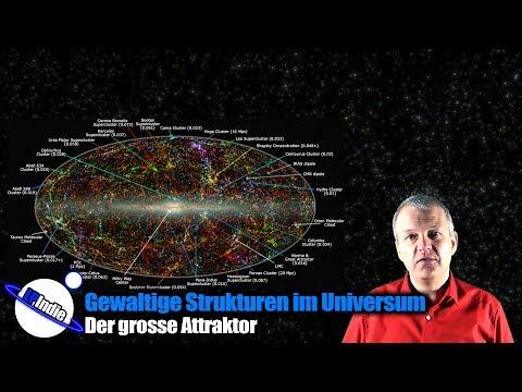 Gewaltige Strukturen Im Universum - Der Grosse Attraktor