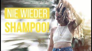 HAARE NUR MIT WASSER WASCHEN | Minimalismus, Nachhaltigkeit | No Poo water only - nie wieder Shampoo
