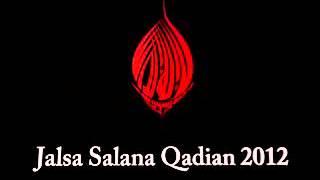Ahmadiyya Jalsa Salana Qadian 2012