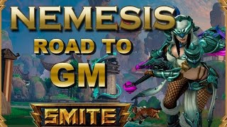 SMITE! Nemesis, Estamos on fire?! Road to GM Duel #72