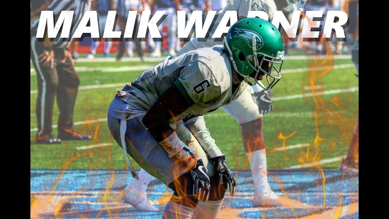"Malik Warner Official Wagner College Highlights - ""The Dream"" ᴴᴰ"
