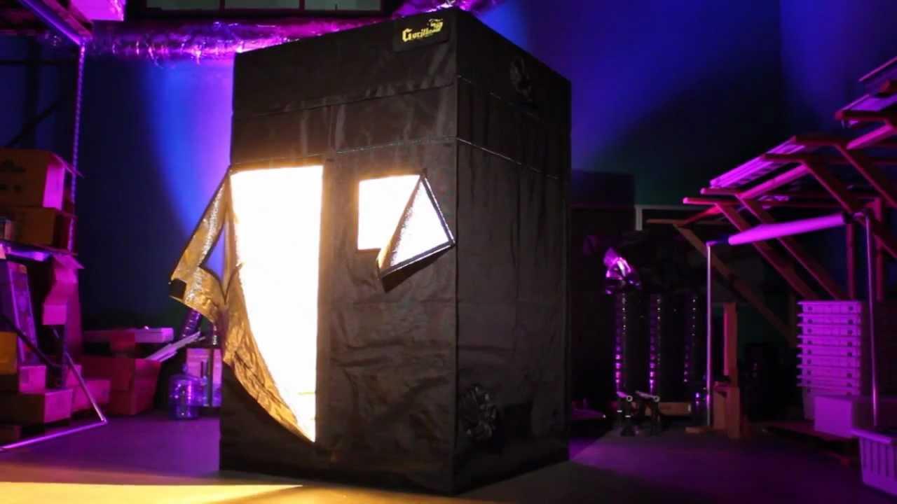 Original 10x10 Grow Tent - Indoor Grow Tent | Gorilla Grow Tent