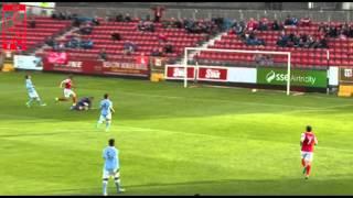 Goal: Chris Forrester (vs Manchester City EDS 29/07/2015)