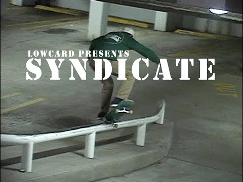 Lowcard Presents Syndicate Full Length