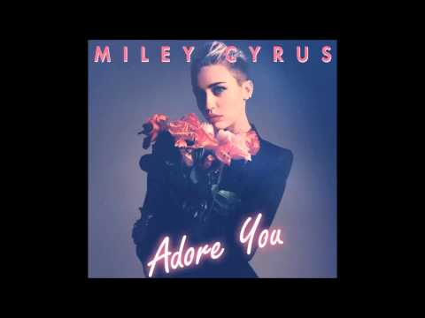 Miley Cyrus - Adore You (Acoustic Version)