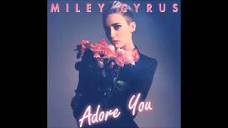 Miley Cyrus - Adore You (Acoustic Version)